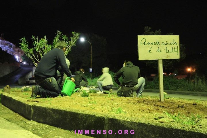 guerrilla gardening gaeta 01