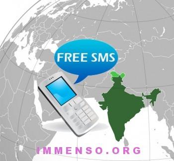 sms gratis india