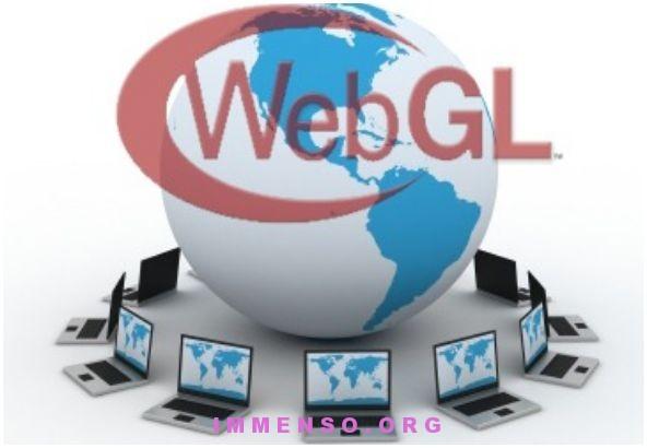webgl siti web in 3d