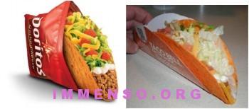 Taco Bell Doritos Locos Taco Supreme 350x154
