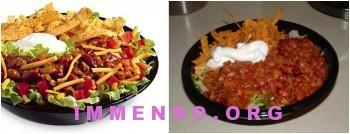 Wendys Southwest Taco Salad 350x134