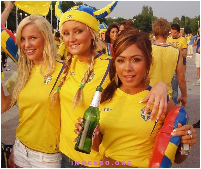belle ragazze europei