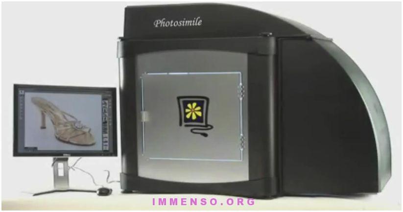 Photosimile 5000 presentazioni video 3d