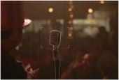 microfono karaoke con etilometro