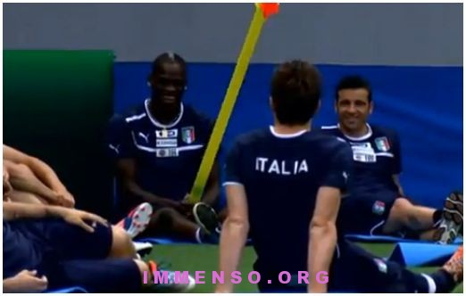 video divertente europei calcio 2012