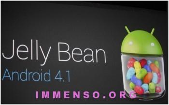 android 4.1 aggiornamento