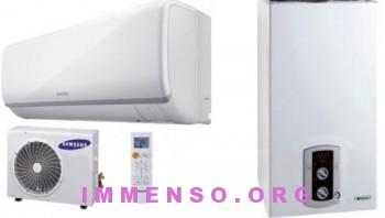 climatizzatore e caldaia 350x198