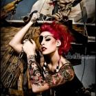belle ragazze con tatuaggi 10