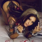 belle ragazze con tatuaggi 27