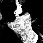 belle ragazze con tatuaggi 43
