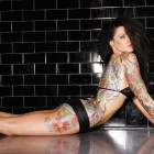 belle ragazze con tatuaggi 62