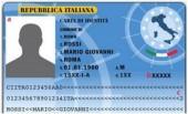 carta identità tipo carta di credito