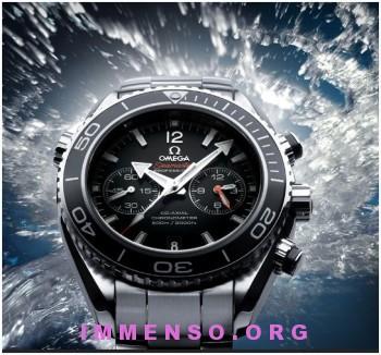 cronografo lusso Omega Seamaster Planet Ocean