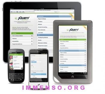 creare app smartphone con Jquery mobile