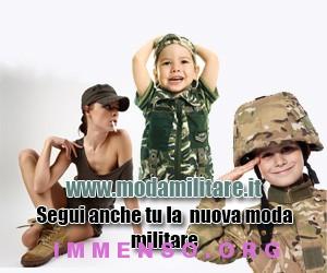 vestirsi da militare
