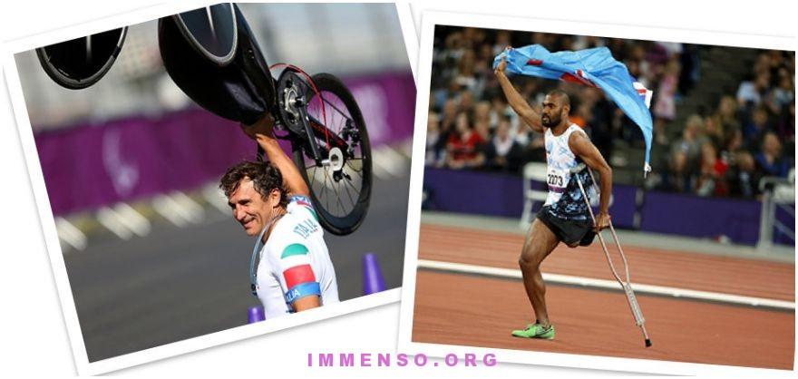 atleti disabili londra 2012
