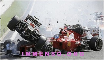 incidente formula uno spa