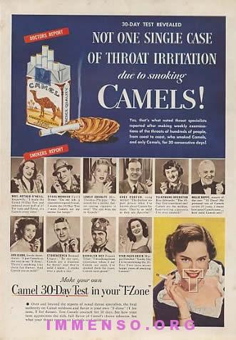 5 Star Auto >> Vecchie pubblicità di sigarette con bambini e medici, che ...