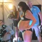 ragazze in bikini in gravidanza 08