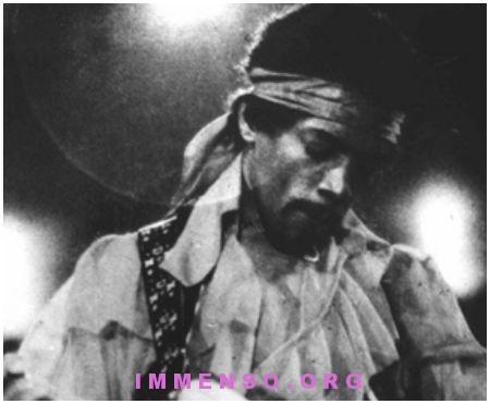 biografia Jimi Hendrix