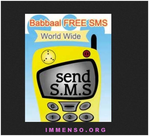 babbaal free sms