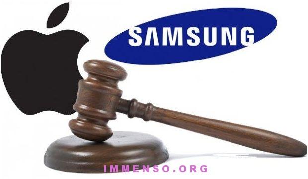 battaglia legale brevetti samsung apple