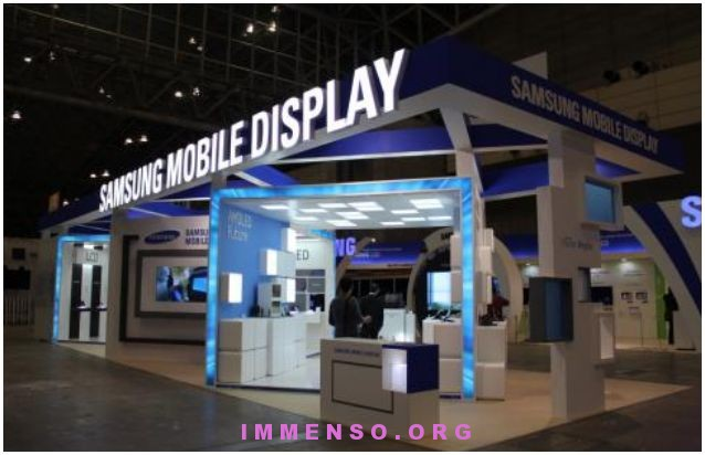 display samsung apple