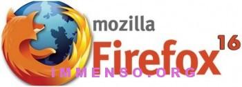 firefox 16 bug