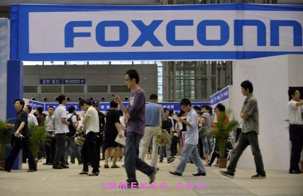 sciopero lavoratori Foxconn