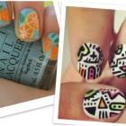 immagini unghie colorate