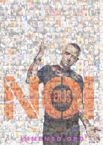 mosaico fan album ramazzotti