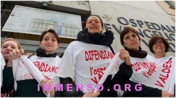 protesta donne torino