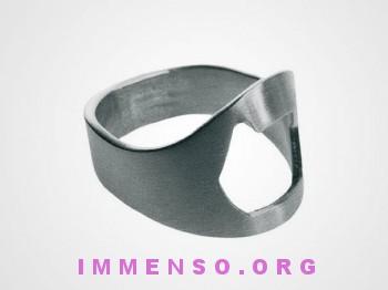anello nuziale apribottiglia