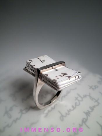 anello porta lettera