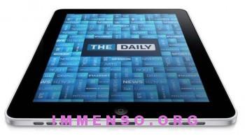 chiuso il quotidiano online the daily per ipad