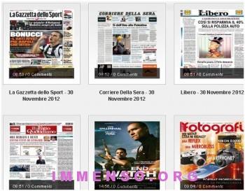 download giornali italiani gratis