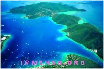isole vergini caraibi