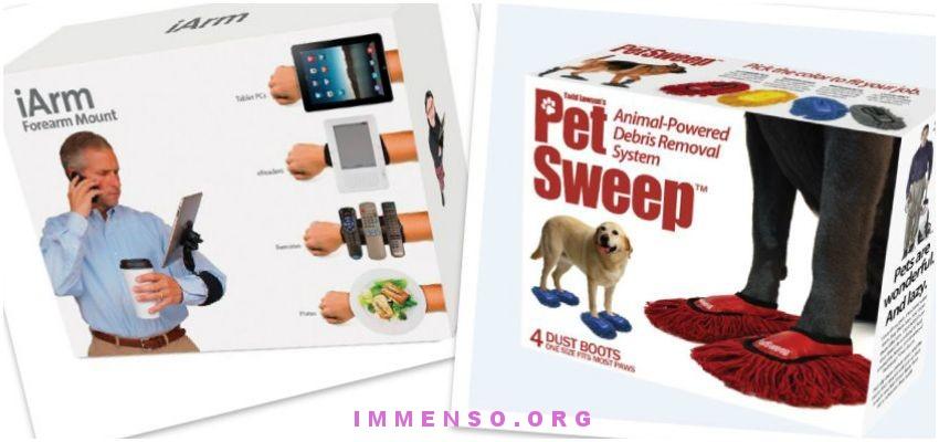 Il lucida pavimento per cani e altre scatole di oggetti for Siti di oggetti in regalo