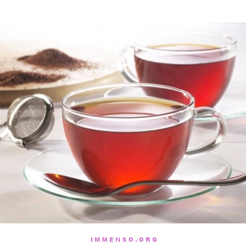 Rooibos te rosso
