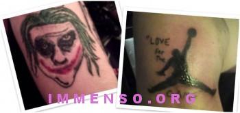 brutti tatuaggi