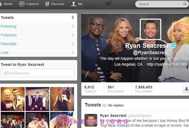 personalizzazione twitter