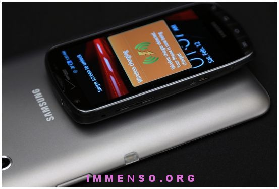 ricarica smartphone wireless