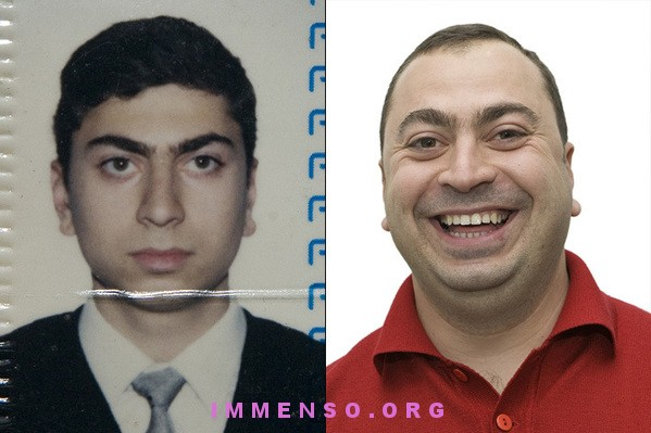 foto passaporto diversa foto reale 12