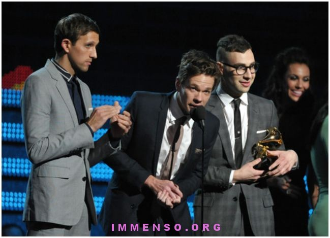 fun vincitori grammy awards 2013