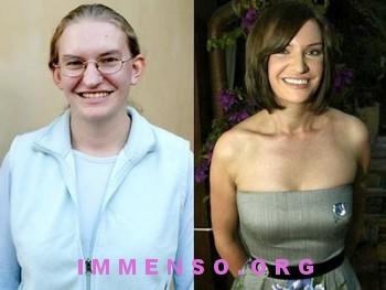 prima e dopo trucco extrememakehover 08