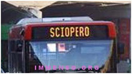 sciopero autobus 8 febbraio 2013