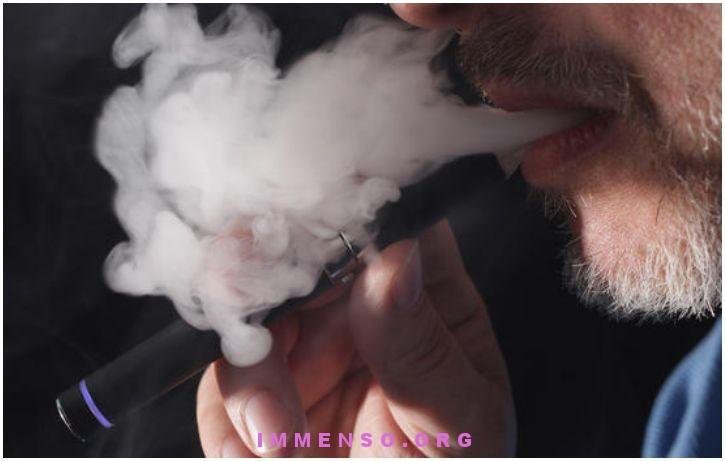 sigaretta elettronica danni