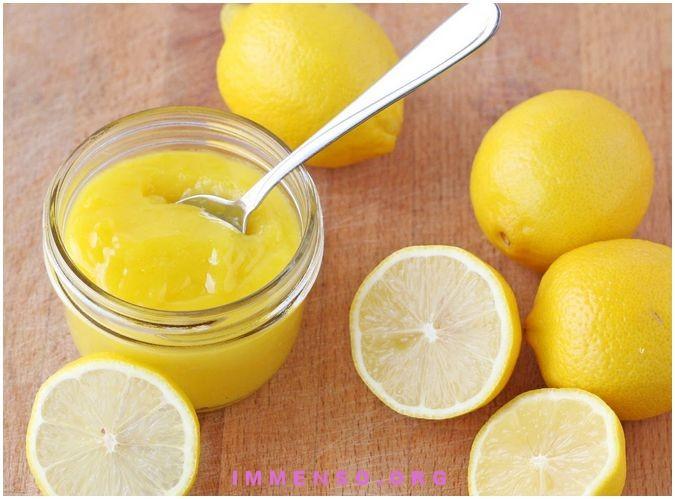 ricetta crema limone