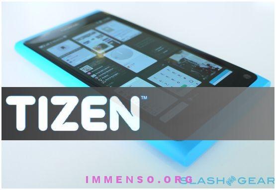 tizen nuovo sistema operativo samsung
