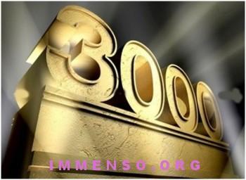 3000 fan facebook